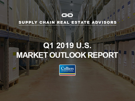 Q1 2019 U.S. Industrial Market Outlook Report