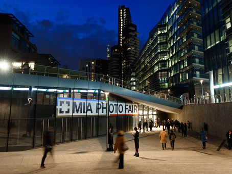 Grande successo al MIA Photo Fair