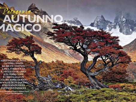 Pubblicato su Condé Nast Traveller