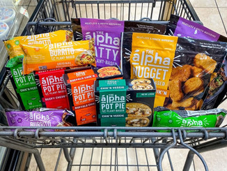 ALPHA PLANT BASED FOOD