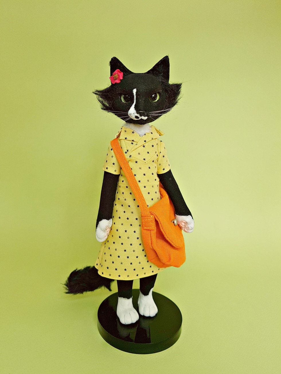Albie the Face of Moon Whiskers Dolls