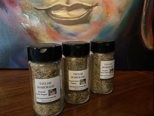 Roasted Garlic Pepper - New