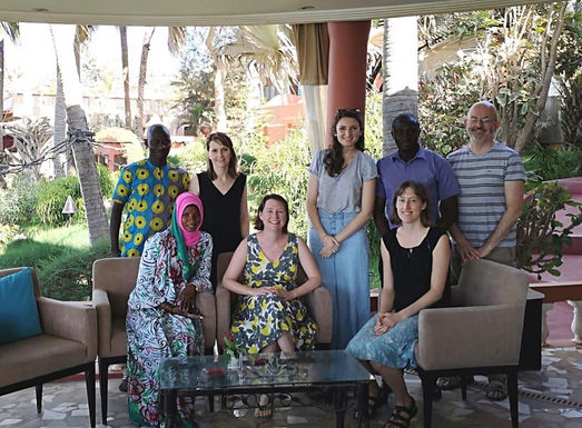 What is the feasibility of undertaking a stepped-wedge trial in The Gambia to evaluate a community singing-based intervention for perinatal mental health?