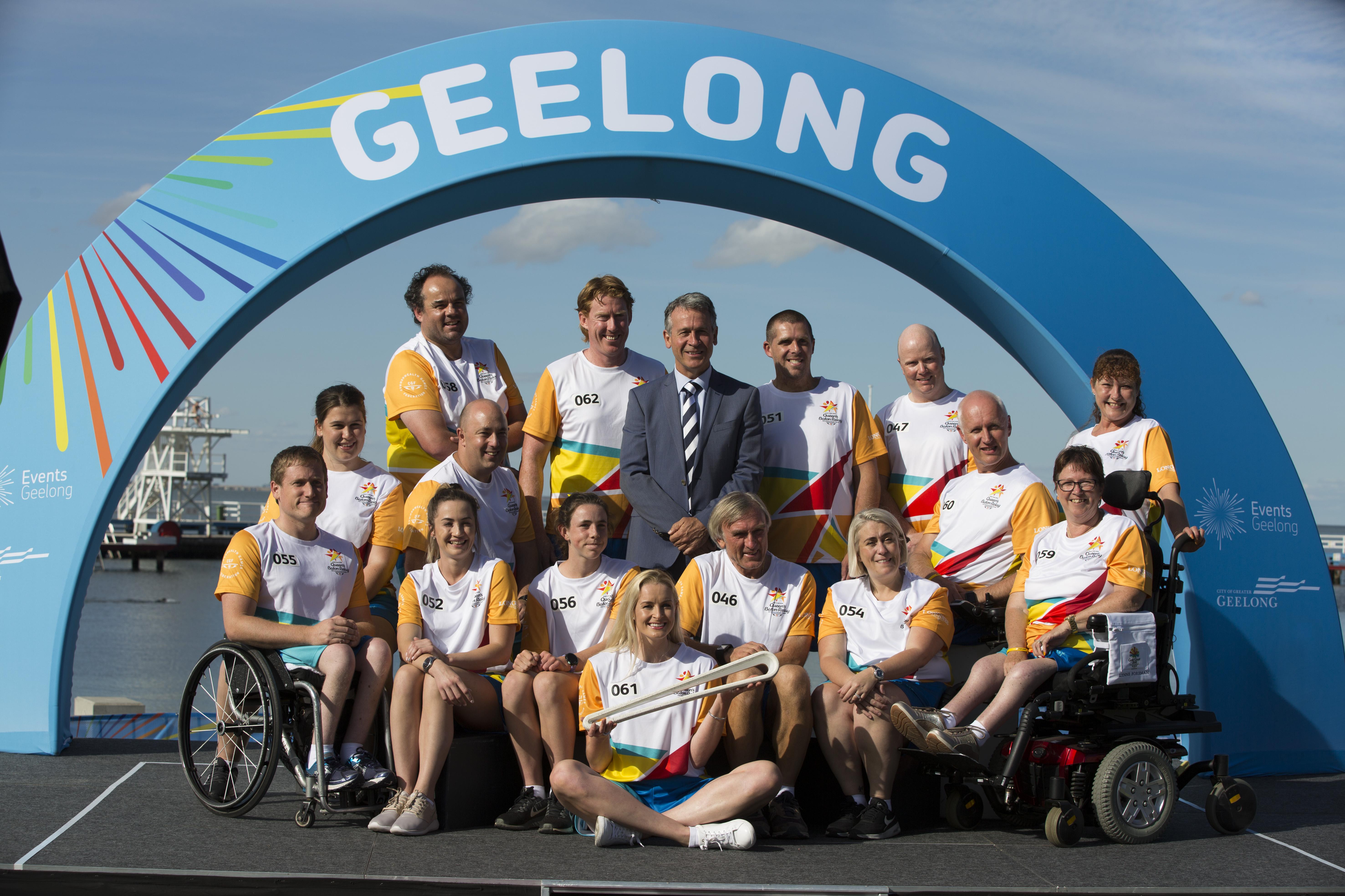 Geelong baton relay group (1)