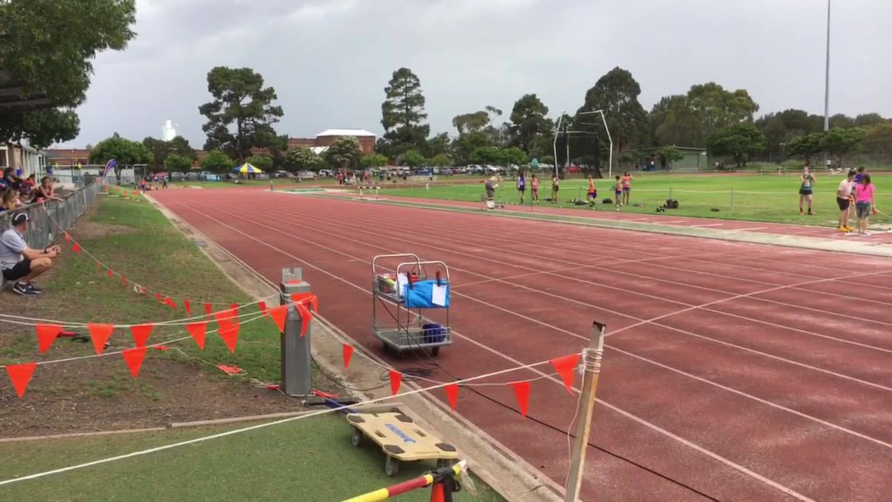 Men's 400m Heat 2 - 15/12/18