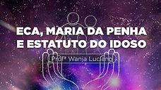ECA, MARIA DA PENHA E ESTATUTO DO IDOSO