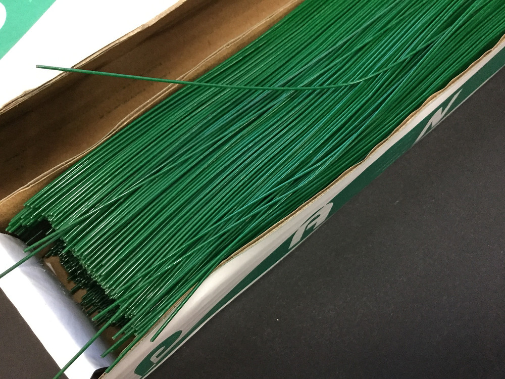 green wire cut wire paddle wire