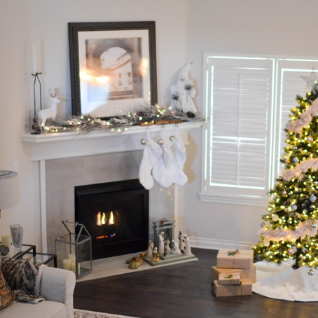 Makeover Your Mantel with these 3 Easy Steps