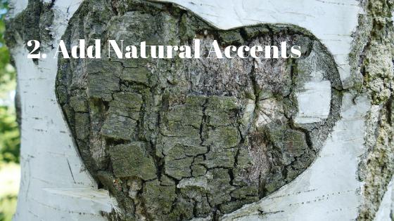 heart birch tree