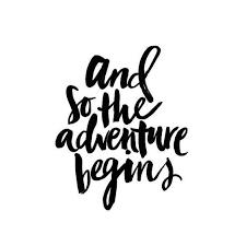 Beginning ... again.