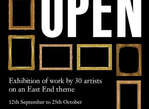 Town House Open - East End Art Exhibition