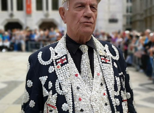 Pearly Kings & Queens - Harvest Festival 2018