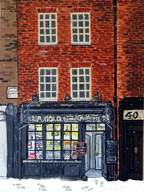A. Gold, Brushfield Street, Spitalfields
