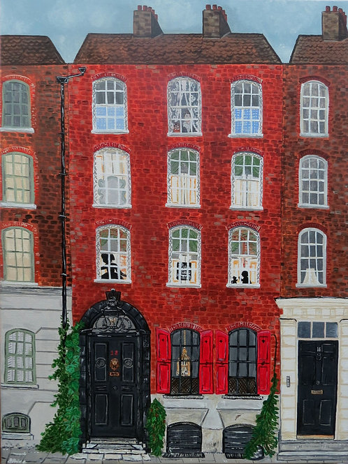 Dennis Severs house limited edition print