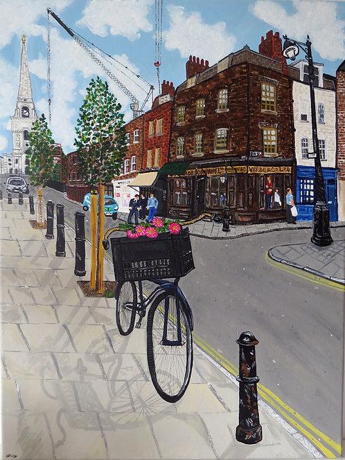 Brushfield Street, Spitalfields, E1