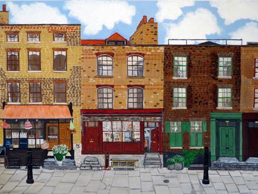 Fournier Street, London, E1