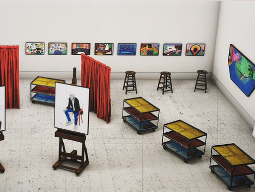 Royal Academy of Arts - Summer Exhibition 2018