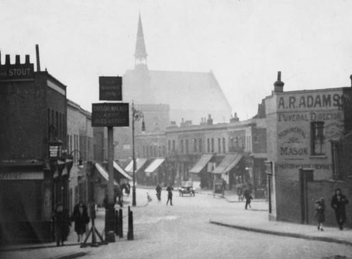 Elwin Hawthorn's 1930s photographs of London