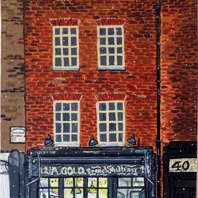 A. Gold, Brushfield Street