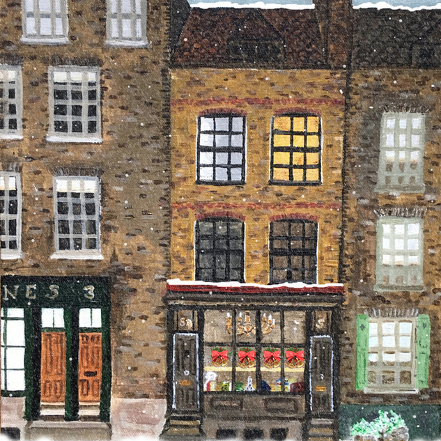 Town House Window Bells