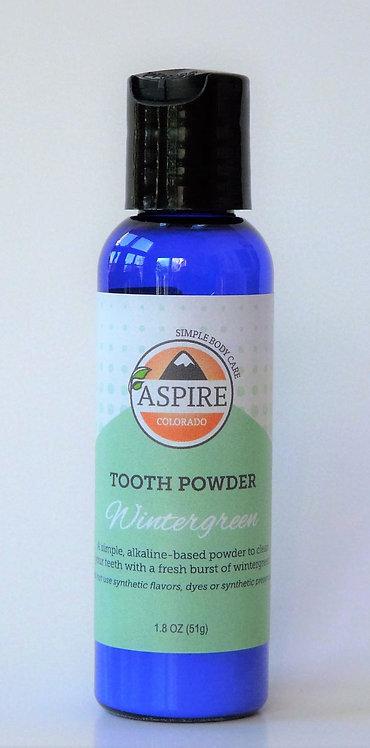 Tooth Powder - Wintergreen