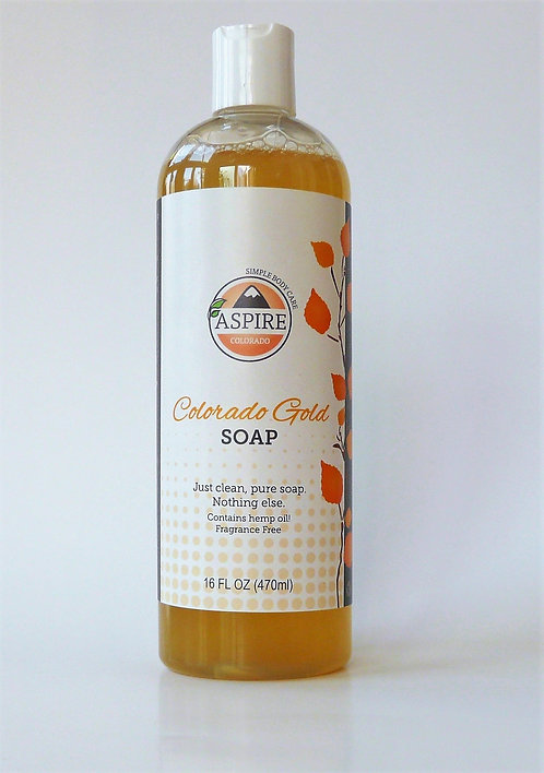 Colorado Gold Liquid Soap