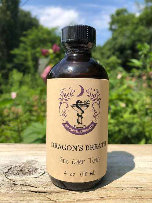 Dragon's Breath Fire Cider