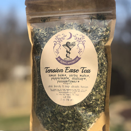 Tension Ease Tea