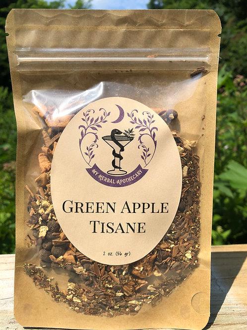 Green Apple Tisane