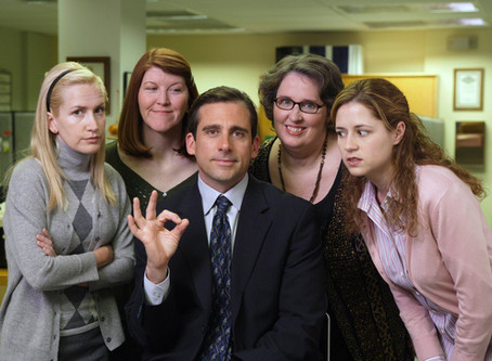 What boss type are you from The Office?