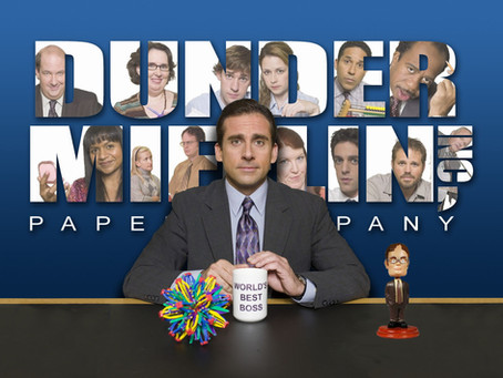 """Business Lessons From """"The Office"""" Part 1"""