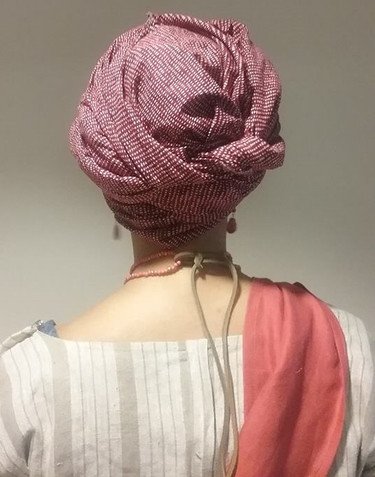 Revolutionists-Marianne headwrap back vi