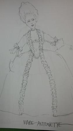 Revolutionists-Rough Sketch