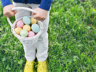 Hop to the Prop Easter Egg Hunt