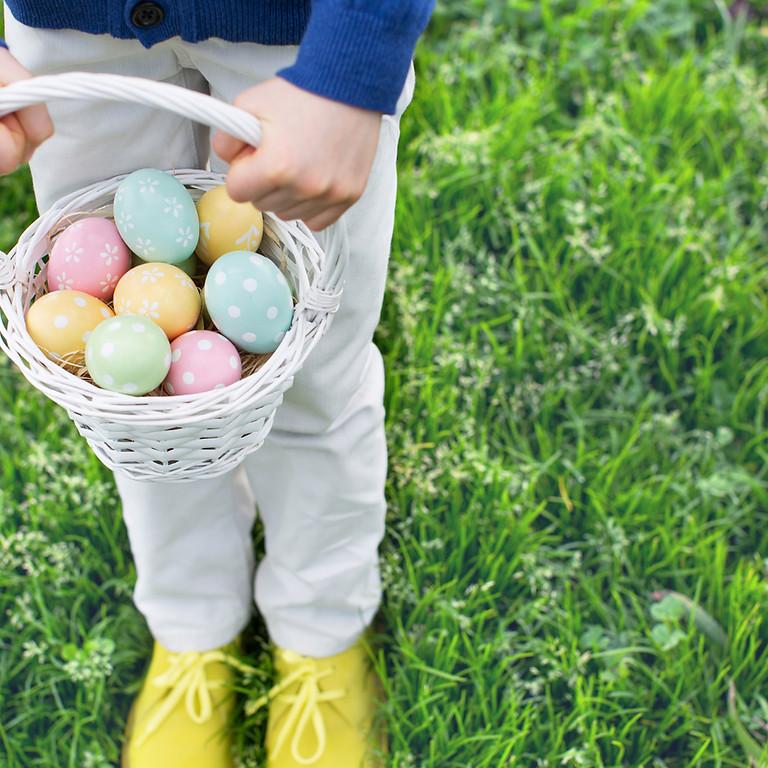 A Virtual Children's Easter Bible Study