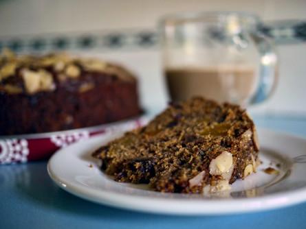 Inspire-se nesta sobremesa deliciosa de bolo natalino à base de tapioca!