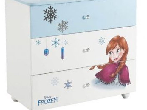Frozen Chest of Drawers