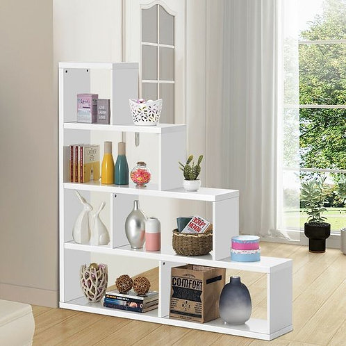 L shape Step Shelf