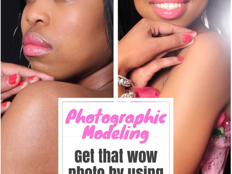 Posing Tips to help you look like a Pro Model!