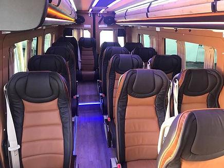 Location de minibus en Israel