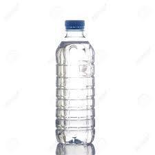 Pack de bouteilles d'eaux