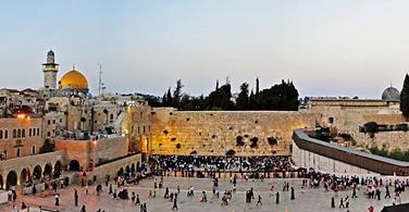 Location de bus en Israel pour pélerinage