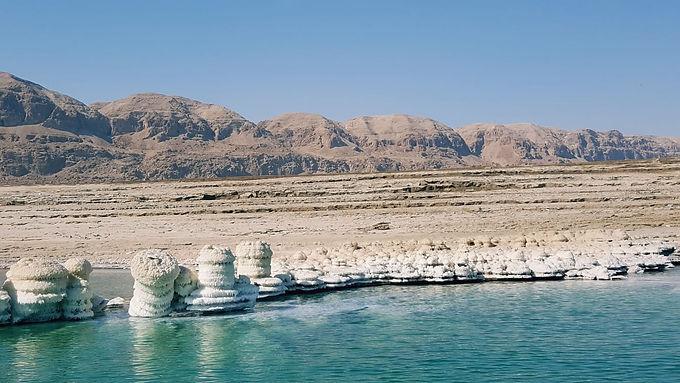 Tour in Masada - Dead Sea - Ein Gedi