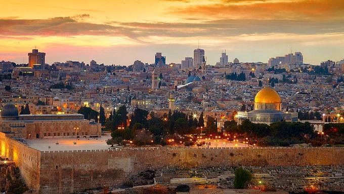 Une visite de Jérusalem