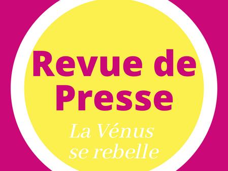 La Vénus se rase les cheveux : on en parle dans les média !