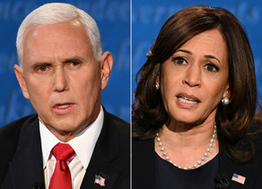 What Kamala Harris and Mike Spence said during their face-off, know here!