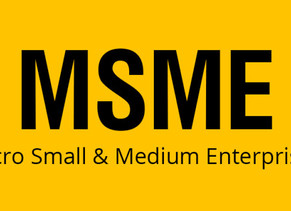 A sizable amount of loan sanctioned to MSMEs.Here's everything you need to know!