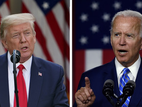 Who will be the Next US President Biden or Trump?