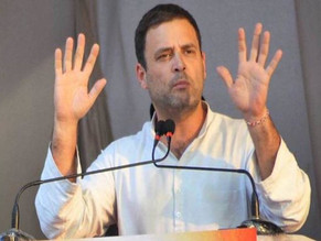 Rahul Gandhi spreads misleading news to the Target Rail Ministry and Government.