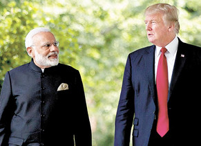 Does Indian American support the Modi-Trump duo?